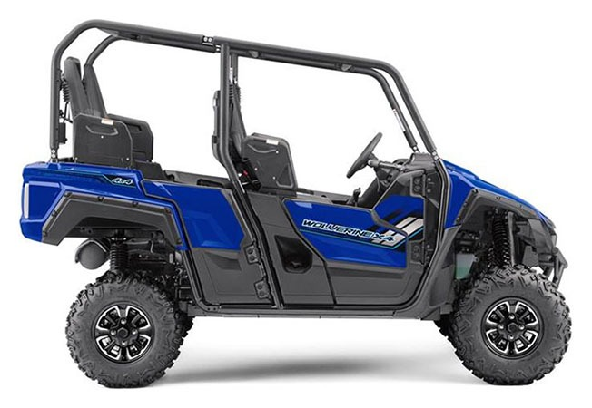 2018 Yamaha Wolverine X4 in Burleson, Texas - Photo 1