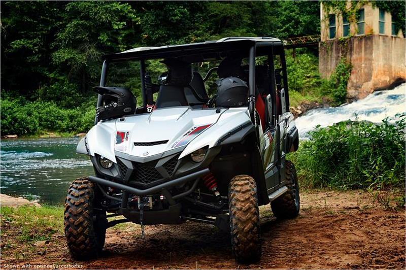 2018 Yamaha Wolverine X4 SE in Norfolk, Virginia