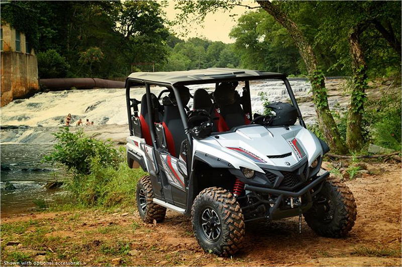 2018 Yamaha Wolverine X4 SE in Port Washington, Wisconsin