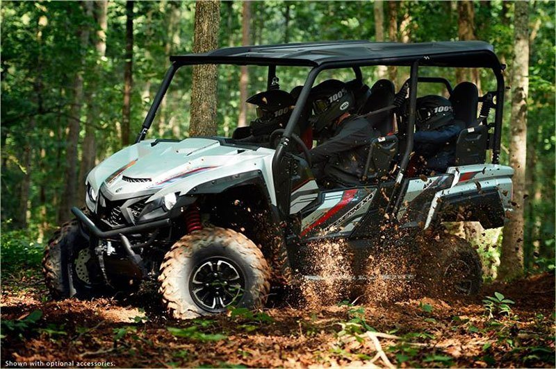 2018 Yamaha Wolverine X4 SE in Greenwood, Mississippi - Photo 6
