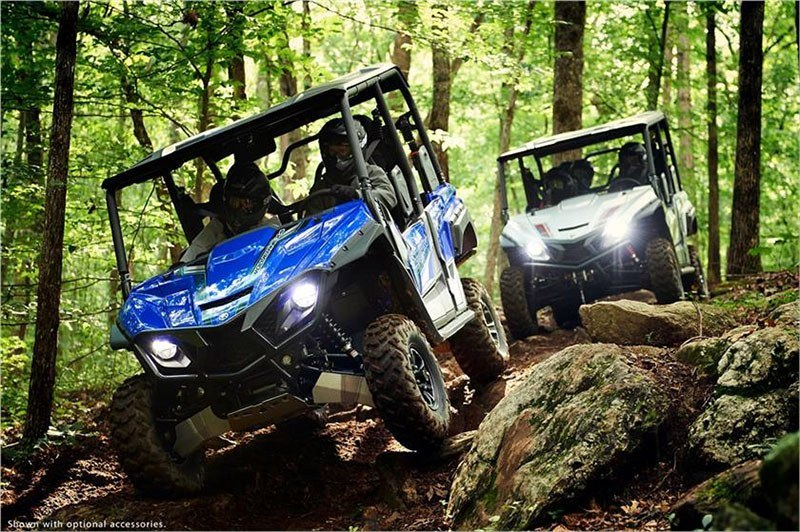 2018 Yamaha Wolverine X4 SE in Manheim, Pennsylvania - Photo 7