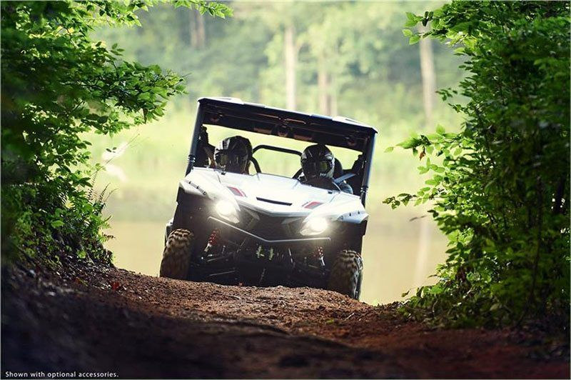 2018 Yamaha Wolverine X4 SE in Derry, New Hampshire