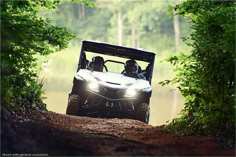 2018 Yamaha Wolverine X4 SE in Geneva, Ohio - Photo 8