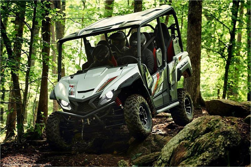 2018 Yamaha Wolverine X4 SE in Brewton, Alabama