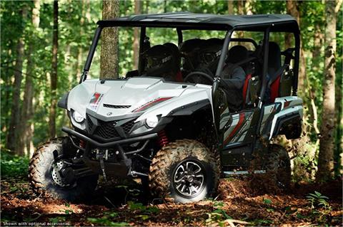 2018 Yamaha Wolverine X4 SE in Sumter, South Carolina