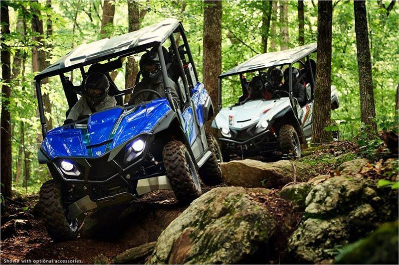 2018 Yamaha Wolverine X4 SE in Manheim, Pennsylvania - Photo 12