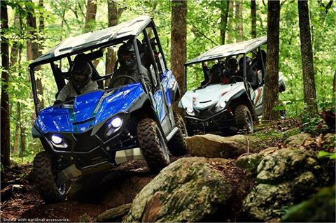 2018 Yamaha Wolverine X4 SE in Albemarle, North Carolina