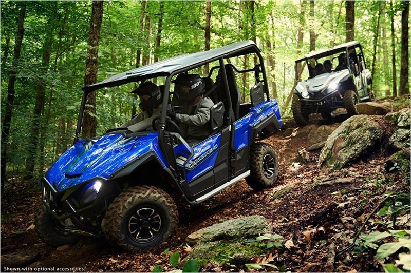 2018 Yamaha Wolverine X4 SE in Tamworth, New Hampshire