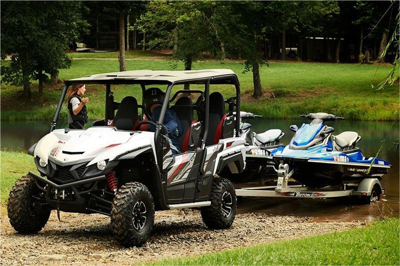 2018 Yamaha Wolverine X4 SE in Greenwood, Mississippi - Photo 14