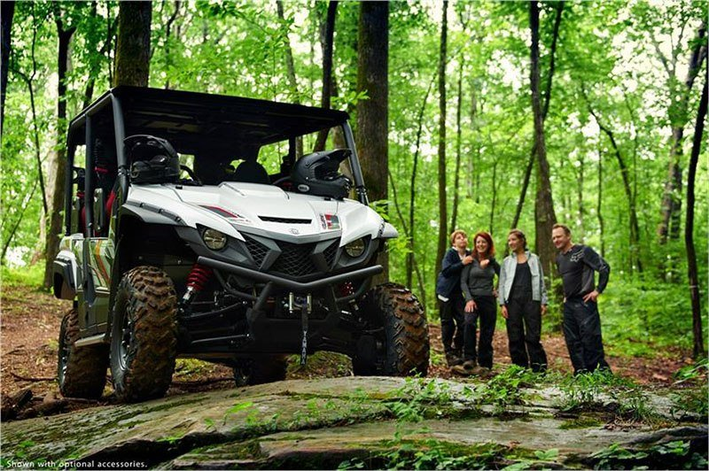 2018 Yamaha Wolverine X4 SE in Manheim, Pennsylvania - Photo 15
