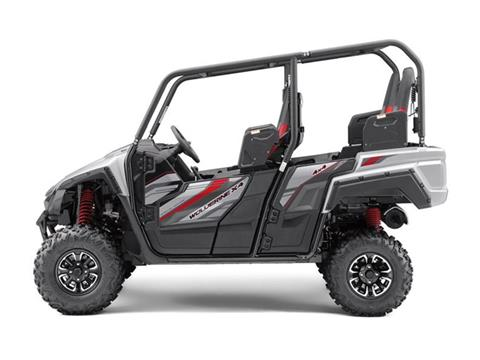 2018 Yamaha Wolverine X4 SE in North Little Rock, Arkansas