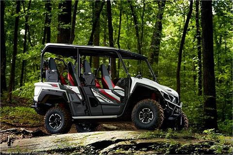 2018 Yamaha Wolverine X4 SE in Carroll, Ohio