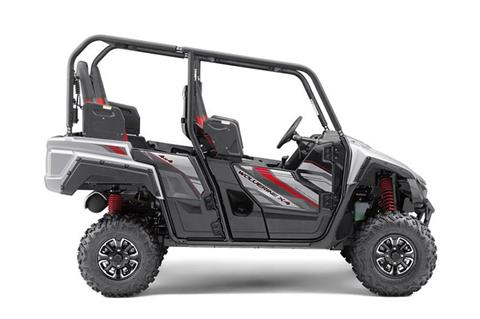 2018 Yamaha Wolverine X4 SE in Utica, New York