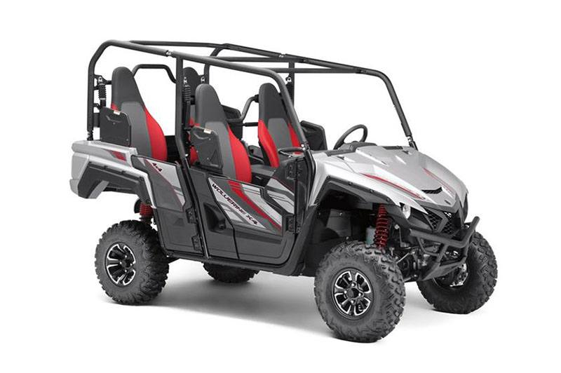 2018 Yamaha Wolverine X4 SE in Mount Pleasant, Texas