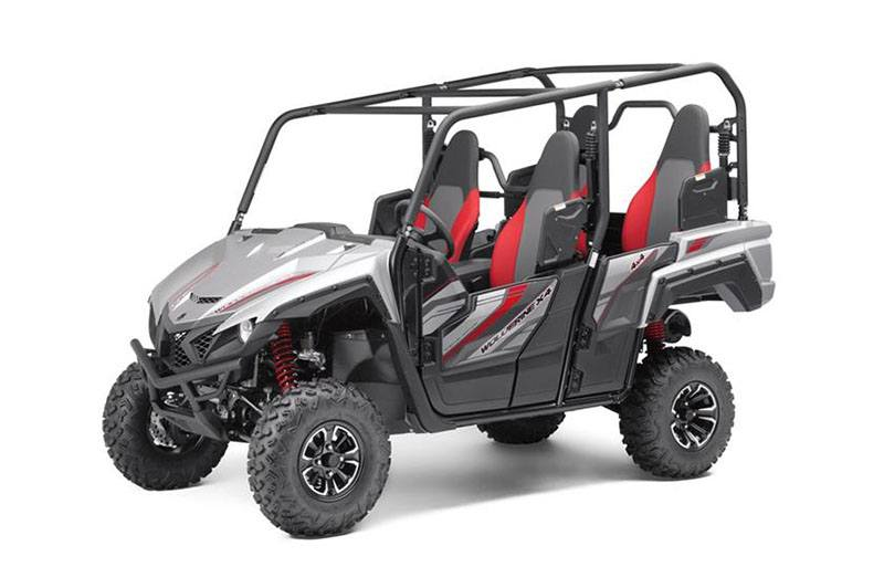 2018 Yamaha Wolverine X4 SE in Massillon, Ohio