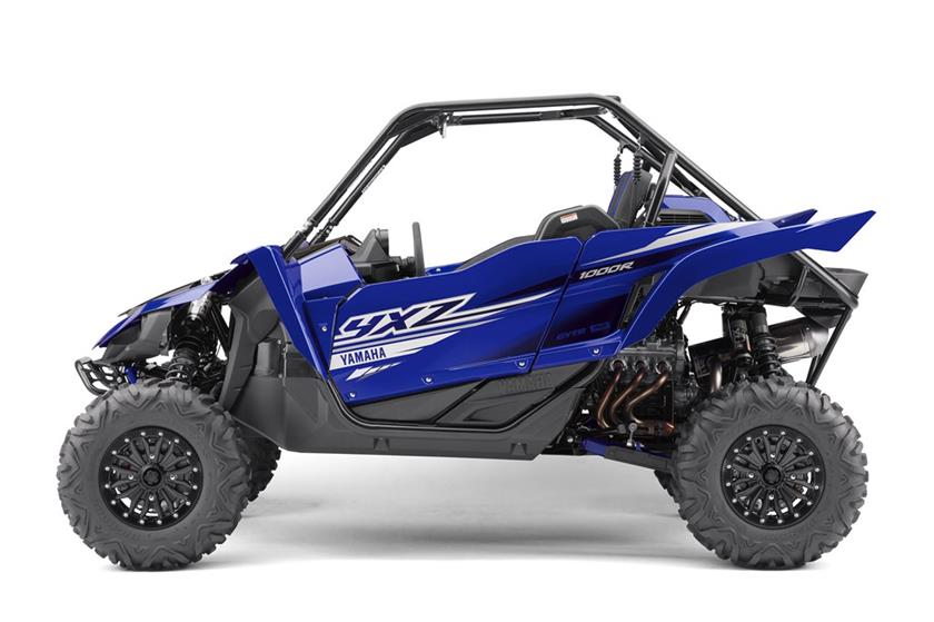 2019 Yamaha YXZ1000R SE in San Jose, California