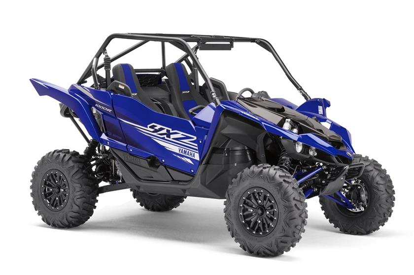 2019 Yamaha YXZ1000R SE in Goleta, California