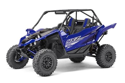 2019 Yamaha YXZ1000R SE in Brewton, Alabama