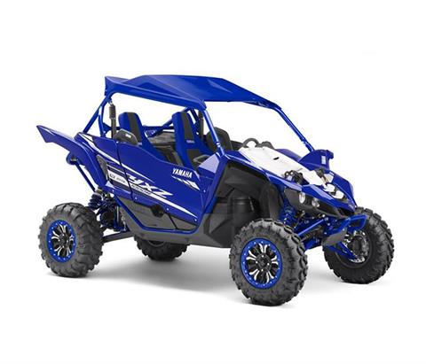 2018 Yamaha YXZ1000R SE in Garberville, California