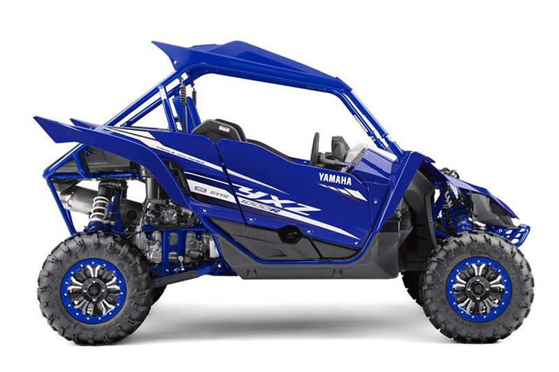 2018 Yamaha YXZ1000R SE in Belle Plaine, Minnesota