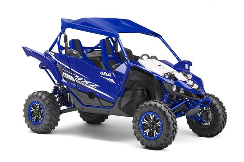 2018 Yamaha YXZ1000R SE in Eureka, California