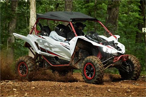 2018 Yamaha YXZ1000R SS SE in Phillipston, Massachusetts