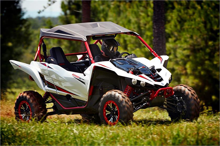 2018 Yamaha YXZ1000R SS SE in Paw Paw, Michigan