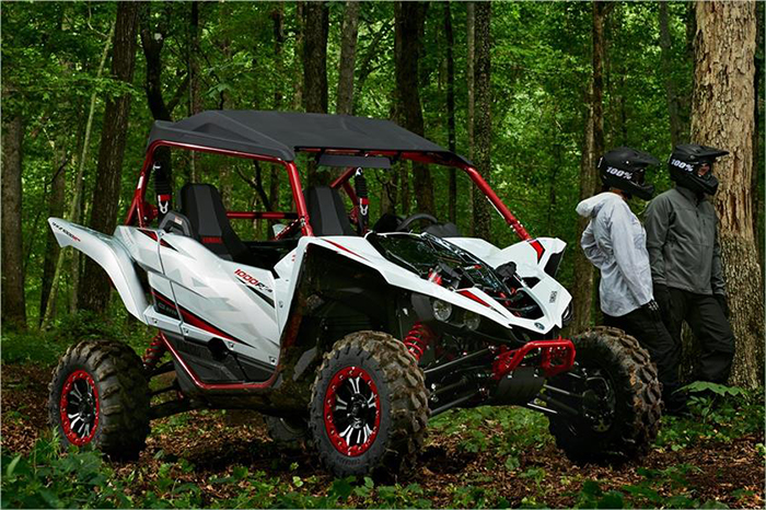 2018 Yamaha YXZ1000R SS SE in Unionville, Virginia