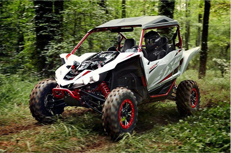 2018 Yamaha YXZ1000R SS SE in Port Angeles, Washington