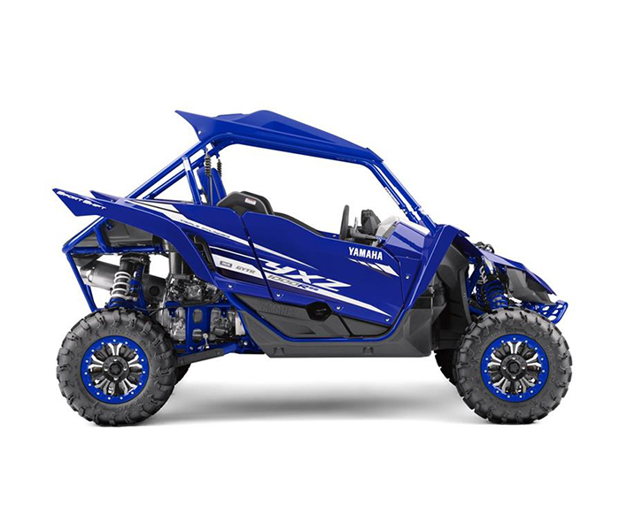 2018 Yamaha YXZ1000R SS SE in Johnson Creek, Wisconsin