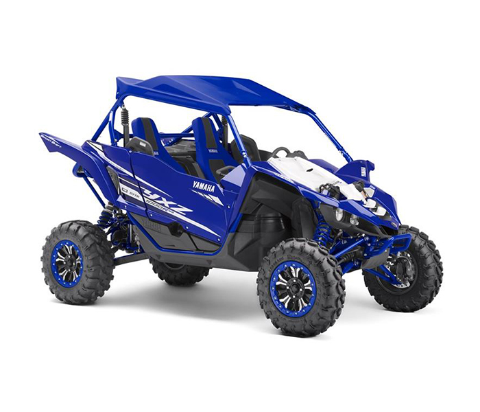 2018 Yamaha YXZ1000R SS SE in San Jose, California