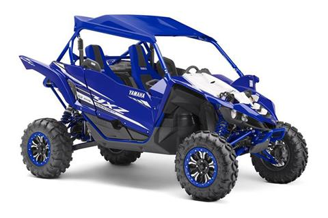 2018 Yamaha YXZ1000R SS SE in Danville, West Virginia