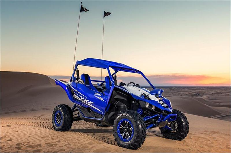 2018 Yamaha YXZ1000R SS SE in Derry, New Hampshire
