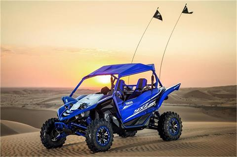 2018 Yamaha YXZ1000R SS SE in Port Washington, Wisconsin