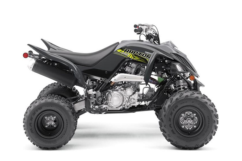 2019 Yamaha Raptor 700 in Mount Vernon, Ohio
