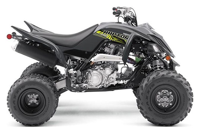 2019 Yamaha Raptor 700 in Cedar Falls, Iowa - Photo 1