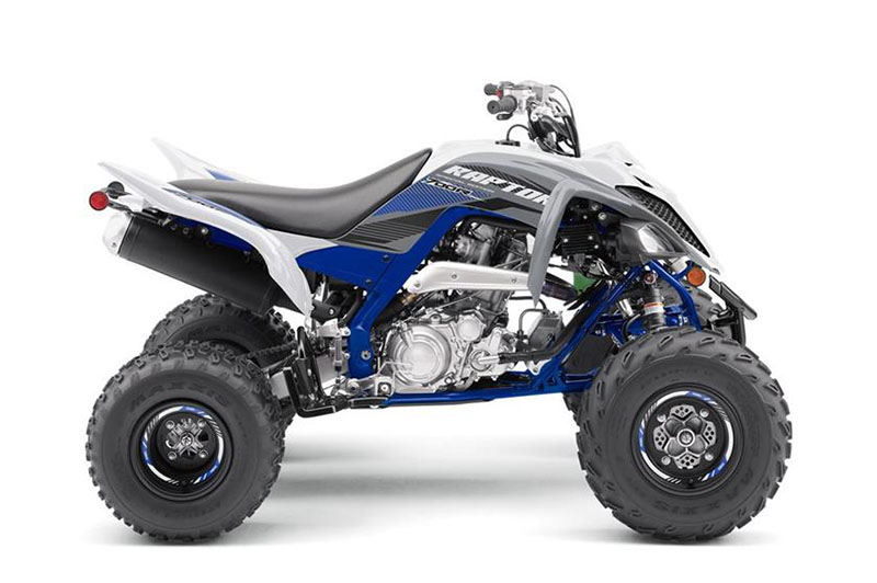 2019 Yamaha Raptor 700R SE in Modesto, California - Photo 1