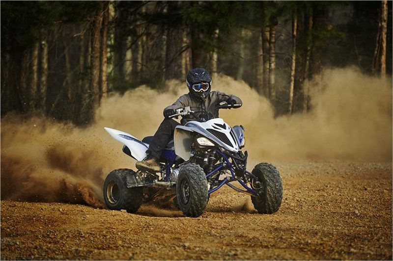 2019 Yamaha Raptor 700R SE in Tamworth, New Hampshire