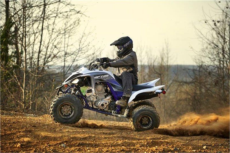 2019 Yamaha Raptor 700R SE in Sacramento, California