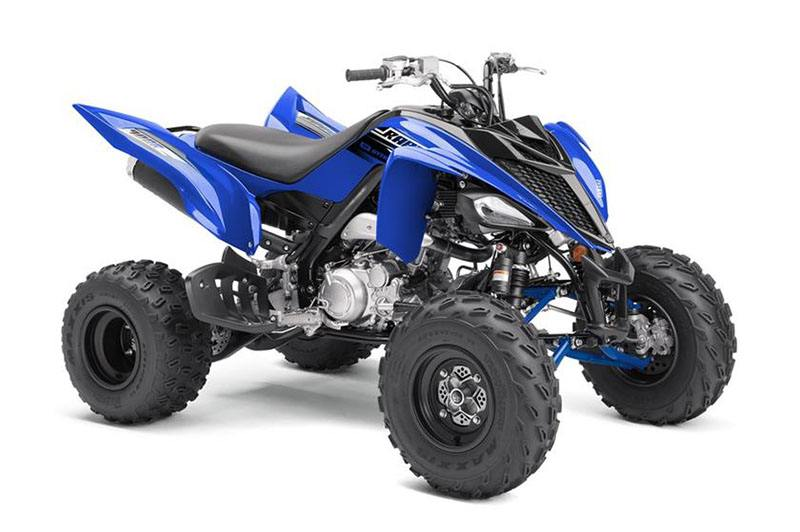 2019 Yamaha Raptor 700R in Moline, Illinois