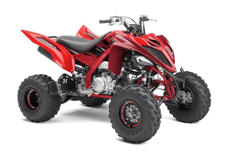 2019 Yamaha Raptor 700R SE in Unionville, Virginia