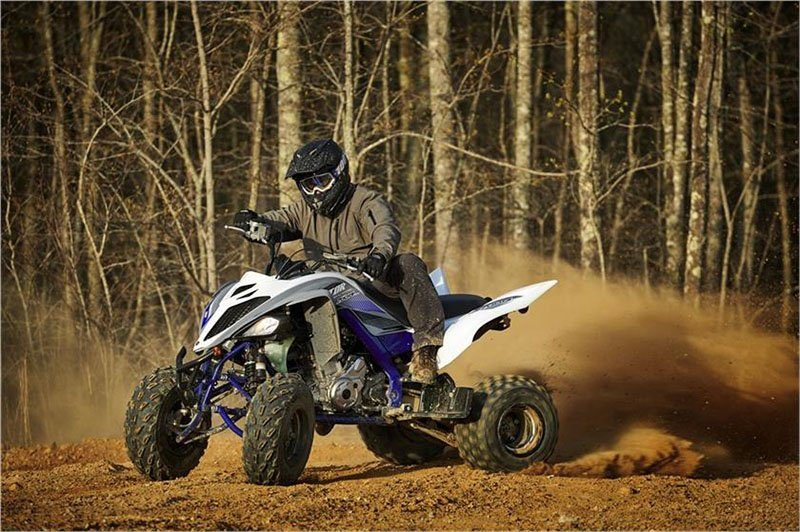 2019 Yamaha Raptor 700R SE in Francis Creek, Wisconsin