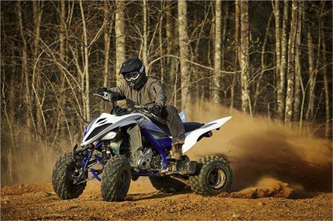 2019 Yamaha Raptor 700R SE in Fairfield, Illinois