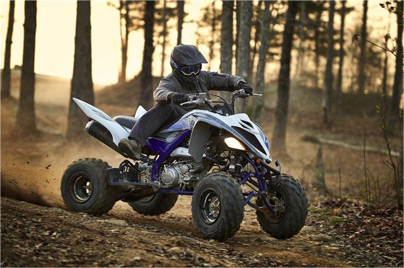 2019 Yamaha Raptor 700R SE in Brilliant, Ohio