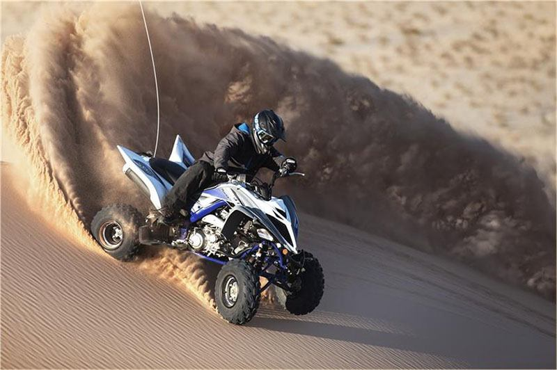 2019 Yamaha Raptor 700R SE in Rock Falls, Illinois
