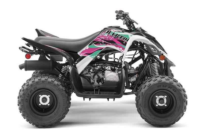 2019 Yamaha Raptor 90 in Geneva, Ohio - Photo 1