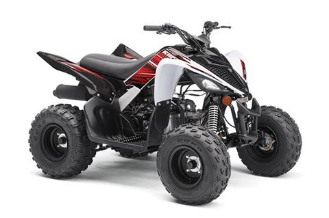 2019 Yamaha Raptor 90 in Goleta, California