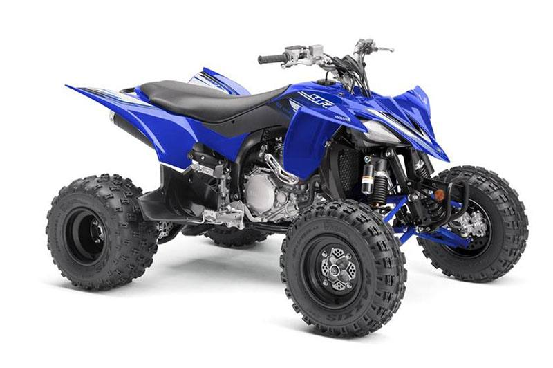 2019 Yamaha YFZ450R in Fairfield, Illinois