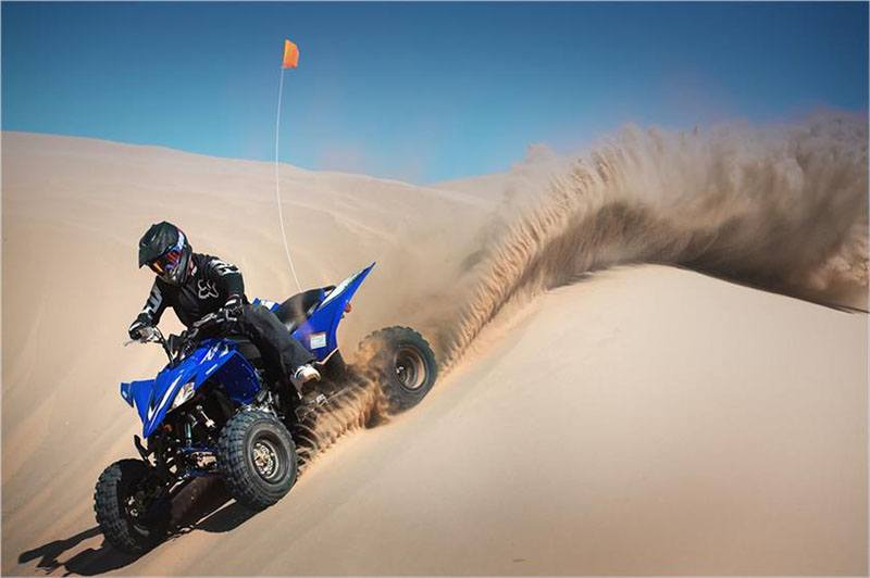 2019 Yamaha YFZ450R in Goleta, California - Photo 4