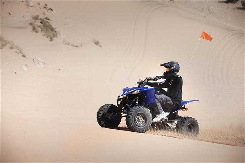 2019 Yamaha YFZ450R in Lewiston, Maine